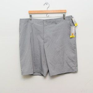 Nicklaus Active Shorts New 40 Gray  Lightweight.